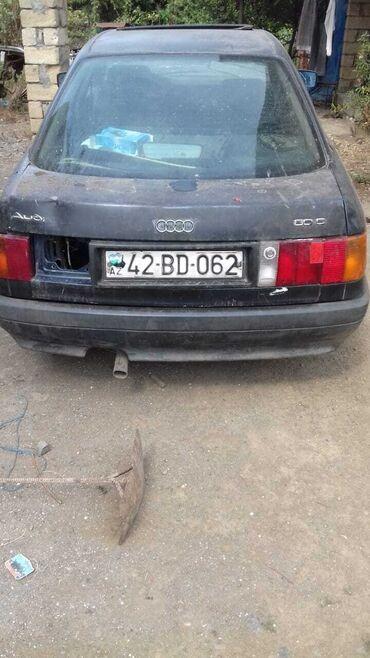 audi 80 1 8 quattro - Azərbaycan: Audi 80 1.8 l. 1990 | 4560000 km