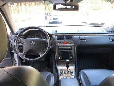 mersedes fara - Azərbaycan: Mercedes-Benz E 240 2.4 l. 2001