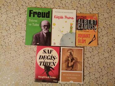 Kitablar Satılır. Freud - Toten ve Tabu - 5Saint-Exupery - Küçük Prens