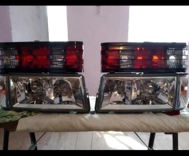 mercedes benz w124 e500 волчок купить в Кыргызстан: Фары на 190 (201)кузовзадний стоп, повороткив комплеки весь