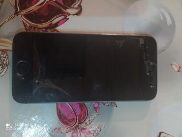 apple-iphone-5-s в Кыргызстан: Экран сломался можно починить за 1500сомов,телефон хорошо работает