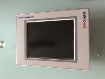 Saia-Burgess PCD web panel CE, uvoz Svajcarska - Smederevo