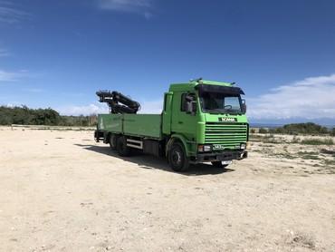 Scania кран+ прицеп Срочно!!!манипулятор скания 143м 500, 1996