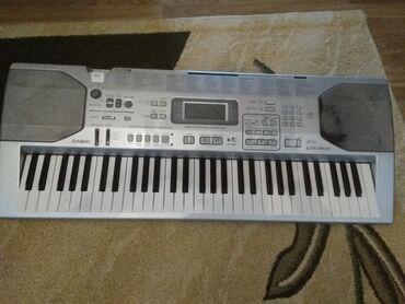 47 elan | İDMAN VƏ HOBBI: 250azn casıo sintezator
