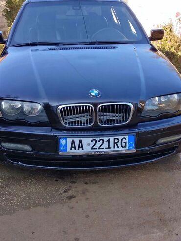 BMW 320 2 l. 2001 | 215000 km