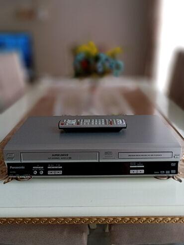 panasonic nv gs60 в Азербайджан: Panasonic nv vp-60 hem disk hem kaset ideal taze veziyetde.Nerimanov