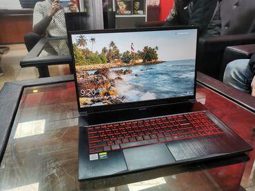 джойстики msi в Кыргызстан: Игровой Msi core i7 10го поколения!!Отличный игровой ноутбук