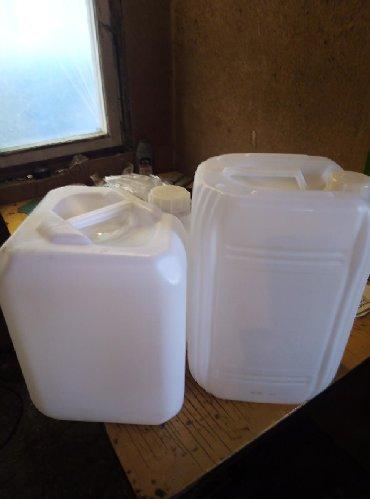 цена тир в Кыргызстан: Канистры пластиковые. 20литров. Цена окончательно