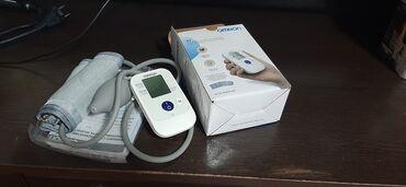 Тонометры - Кыргызстан: Продаю измеритель артериального давления частоты пульса