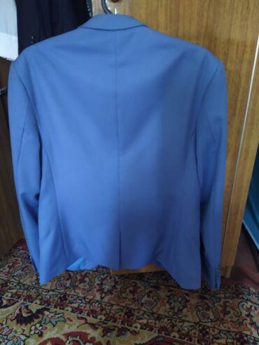 синий dodge в Кыргызстан: Срочно Продаю!!! синий пиджак, новый, в отличном состоянии