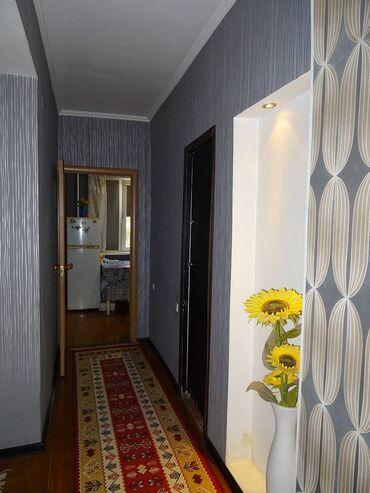 квартира восток 5 in Кыргызстан   ПОСУТОЧНАЯ АРЕНДА КВАРТИР: Индивидуалка, 5 комнат, 96 кв. м