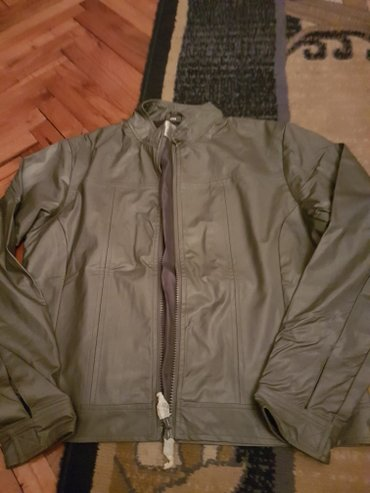 Nova maslinasto zelena jakna - Sid