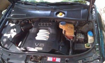 zapchasti audi a6 s4 в Азербайджан: Audi A6 c-5, sbor ve ya hisse hisse muherrik satilir, 2,8 hecmi