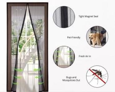 Magnetne zaveseza sigurna zaštita protiv komaraca - Beograd - slika 3