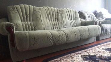 Продаю! мягкую мебель диван и два в Бишкек