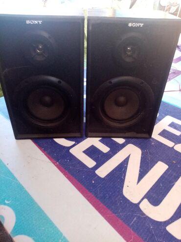 Muzicka-linija - Srbija: Prodajem Sony zvučnici u odličnom stanju bas udara jaki zvuk