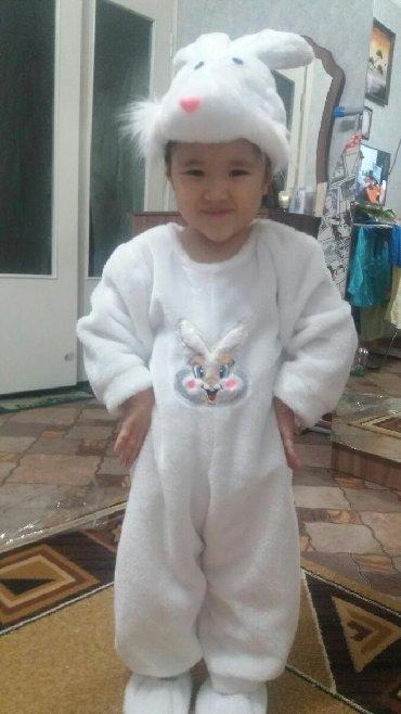 детские народные костюмы в Кыргызстан: Заяц костюм
