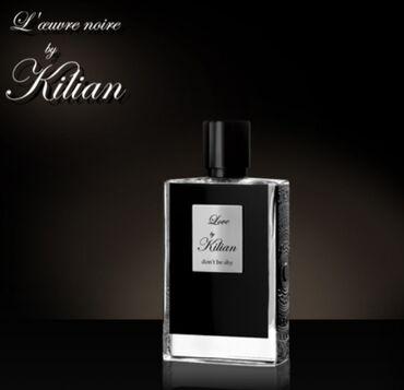 Kilian Love Don't be shy, qadinlar ucun mohteseem bir parfumdur. 2 gun