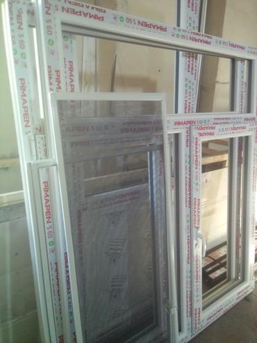 Bakı şəhərində Her növ teze pencerelerin sifarişle yıgılması