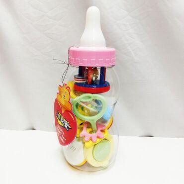 Малышовый набор погремушек - уникальный комплект самых разных