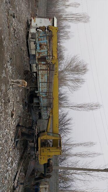 Alcatel 2000 - Кыргызстан: Афтокран гия установка платформа камплек