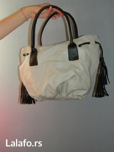 Ženska torba, 23x36 cm, veštačka koža - Sabac - slika 4