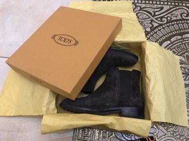Tod's. Оригинал. Продаю обувь. в Бишкек