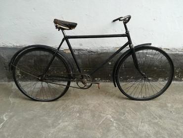 PARTIZANKA retro bicikla- stara preko 50 godina - Vranje