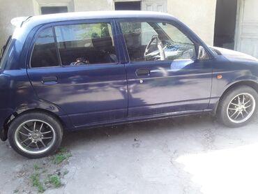 Daihatsu в Кыргызстан: Daihatsu Cuore 1 л. 2000