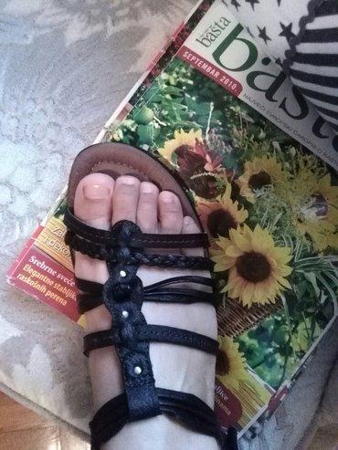 Sandale extra,veoma udobne,broj 39. vidi slike - Sombor