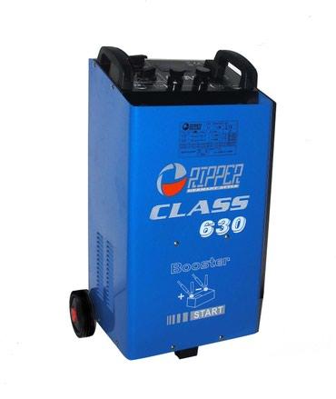 Kuća i bašta - Subotica: Starter Punjac akumulatora RIPPER CLASS 630Starter punjač CLASS 630 je