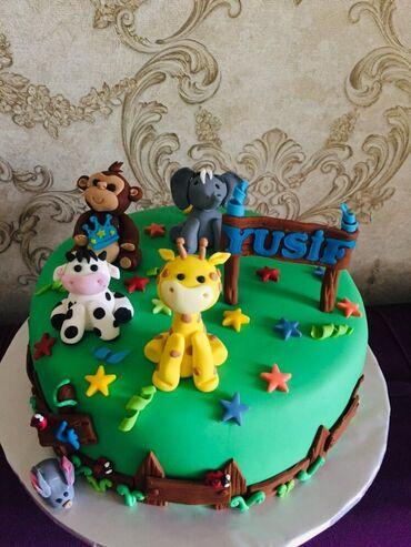 mastika tort - Azərbaycan: Tort marçipan kq-15azn  Temiz ev şeraitinde bişirilir rahatlıqla tortl
