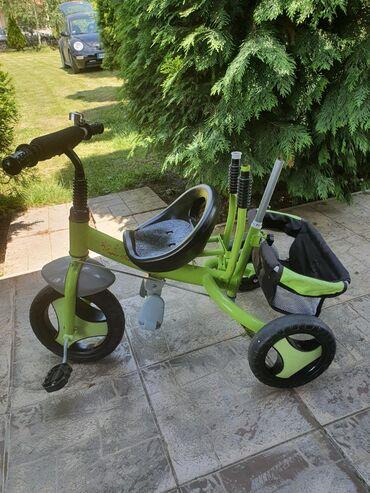 Ostalo | Prijepolje: Decije biciklo,malo koristeno.kao novo je