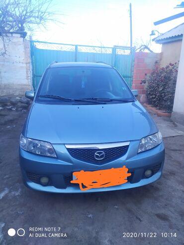 Mazda PREMACY 1.8 л. 2003   248 км