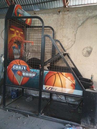 игровые автоматы в Кыргызстан: Игровой автомат баскетбол. В отличном состоянии