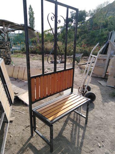 Садовая мебель - Кыргызстан: Биседка 8 шт, Ош раен западный