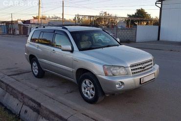 Toyota Highlander 2004 в Бишкек