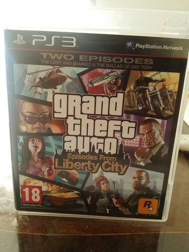 Ps3 Games gta 13 nba 10  σε Αθήνα