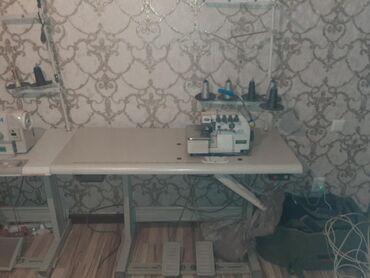 пятинитка в Кыргызстан: Срочно продаю швейную машину Zoje Почти новая ПЯТИНИТКА
