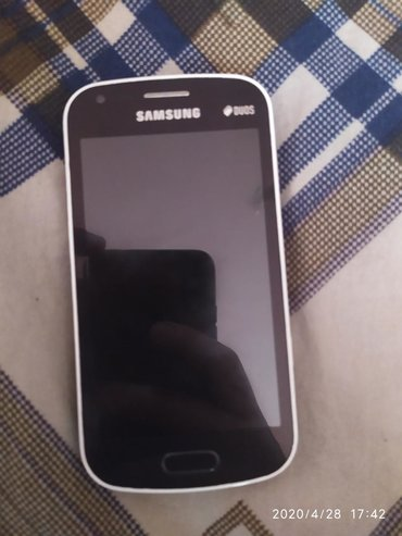 Samsung-s-4 - Кыргызстан: Samsung GT S7582Город ТОКМОК Телефон в отличном состоянииВсё