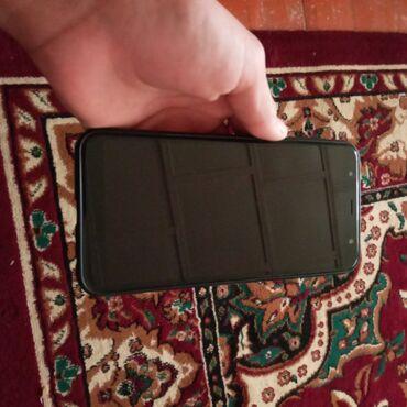 Мобильные телефоны - Базар-Коргон: Б/у Samsung Galaxy J4 Plus 32 ГБ Желтый