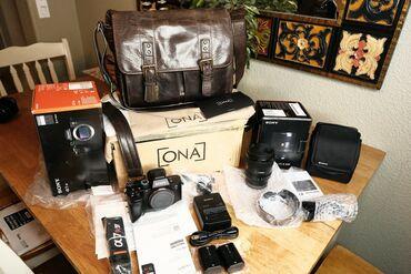 Sony Alpha A7r III lens camera brand new