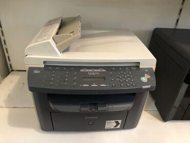 Принтер Canon MF4140 3 в 1. Ксерокопия печать сканер все функции