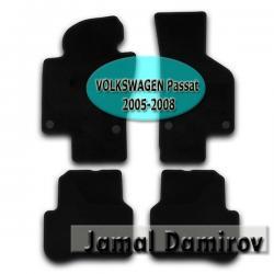 volkswagen 2008 в Азербайджан: NOVLINE VOLKSWAGEN Passat 2005-2008 ucun kovrolit