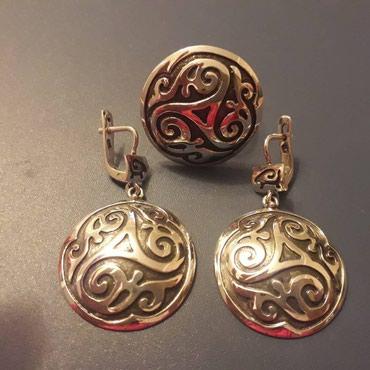 Принимаем заказы на национальные изделия из серебра в Бишкек