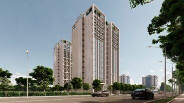 агентство недвижимости абсолют в Кыргызстан: Продается квартира: 2 комнаты, 69 кв. м