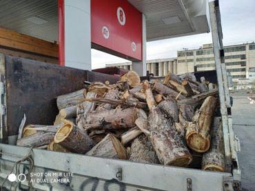 Продаю дрова, тополь, сухой, отдам за 5000 сомов с доставкой по городу