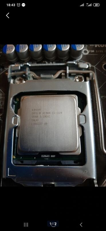 meizu m3s процессор в Кыргызстан: Куплю процессор для 1155 xeon 1220v2