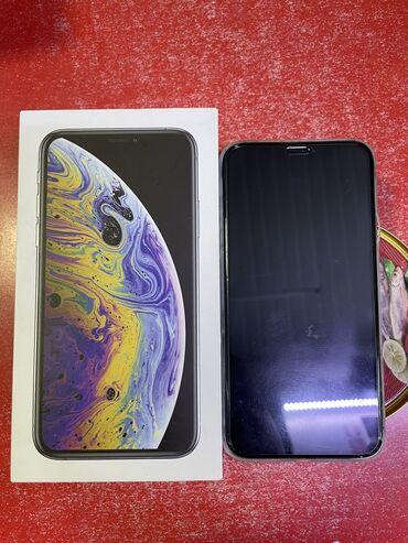 купить iphone бу в рассрочку в Кыргызстан: Б/У iPhone Xs 256 ГБ Серебристый