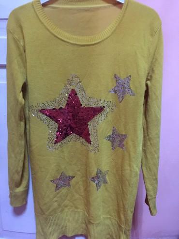 женские платья и туники в Кыргызстан: Рубашка,туники и одно платье, все отдам за 500 сом, размер стандарт